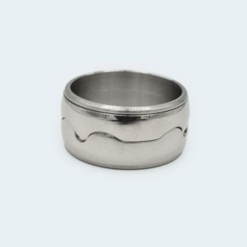 Bague Titanium Adapter de Lovekey