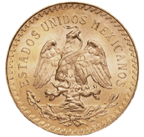 50 pesos Mexique