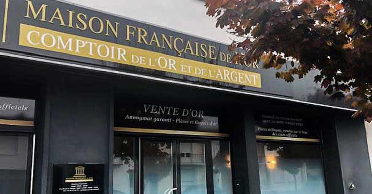 Achat d 39 or et vente d 39 or royan maison fran aise de l 39 or - Bureau de change grenoble ...