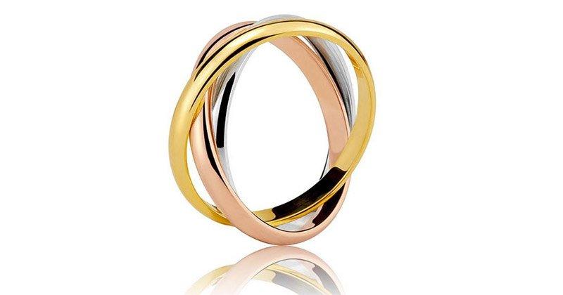 Quelles sont les différences entre l'or jaune, l'or gris, l'or rose et l'or blanc ?