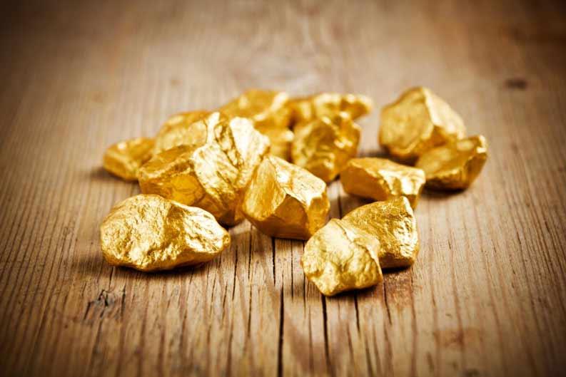 Le carat : l'unité de mesure de l'or