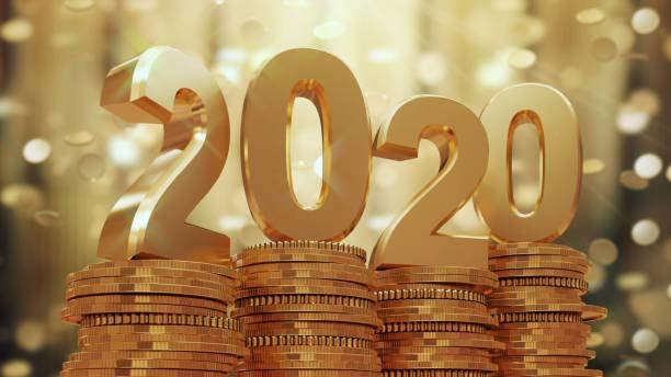 Cours de l'or 2020