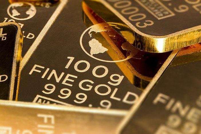 La hausse de l'or en fevrier 2020